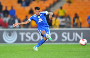 Clayton Daniels of SuperSport United