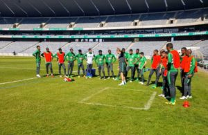 The South African National Team