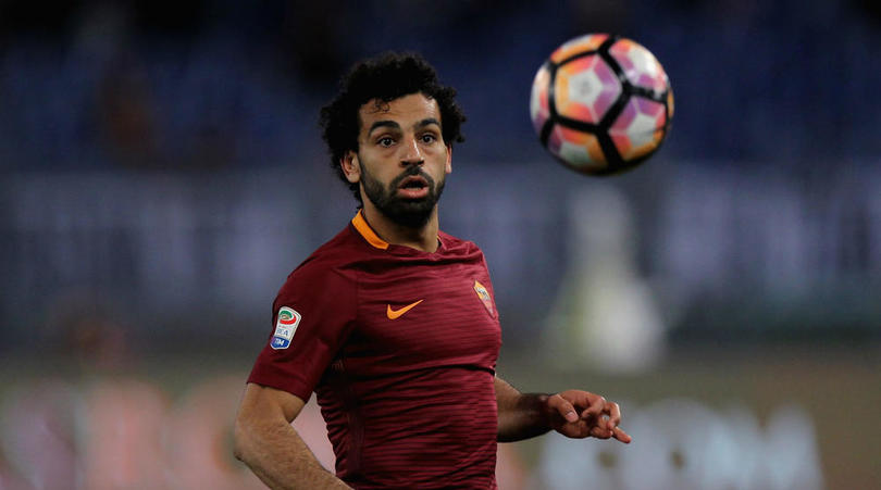 Liverpool's new signing Mohamed Salah