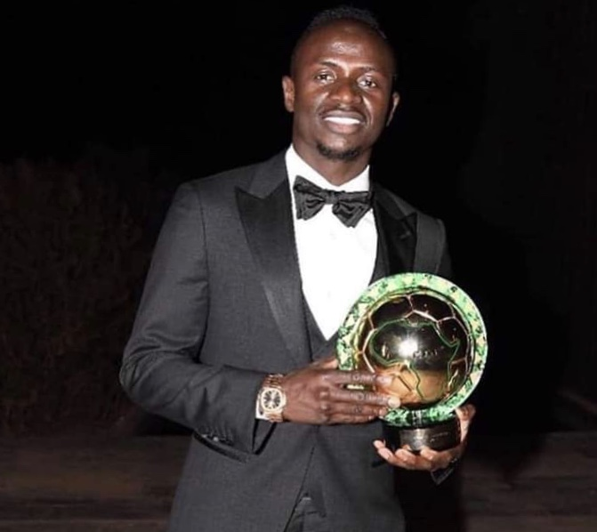 Sadio Mane Crowned 2019 Caf African Player Of The Year