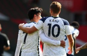 Kane and Son Spurs
